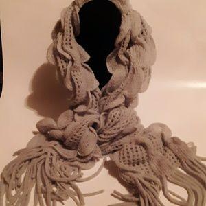 Layered scarf